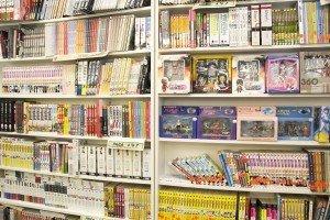 Japanese Manga Books